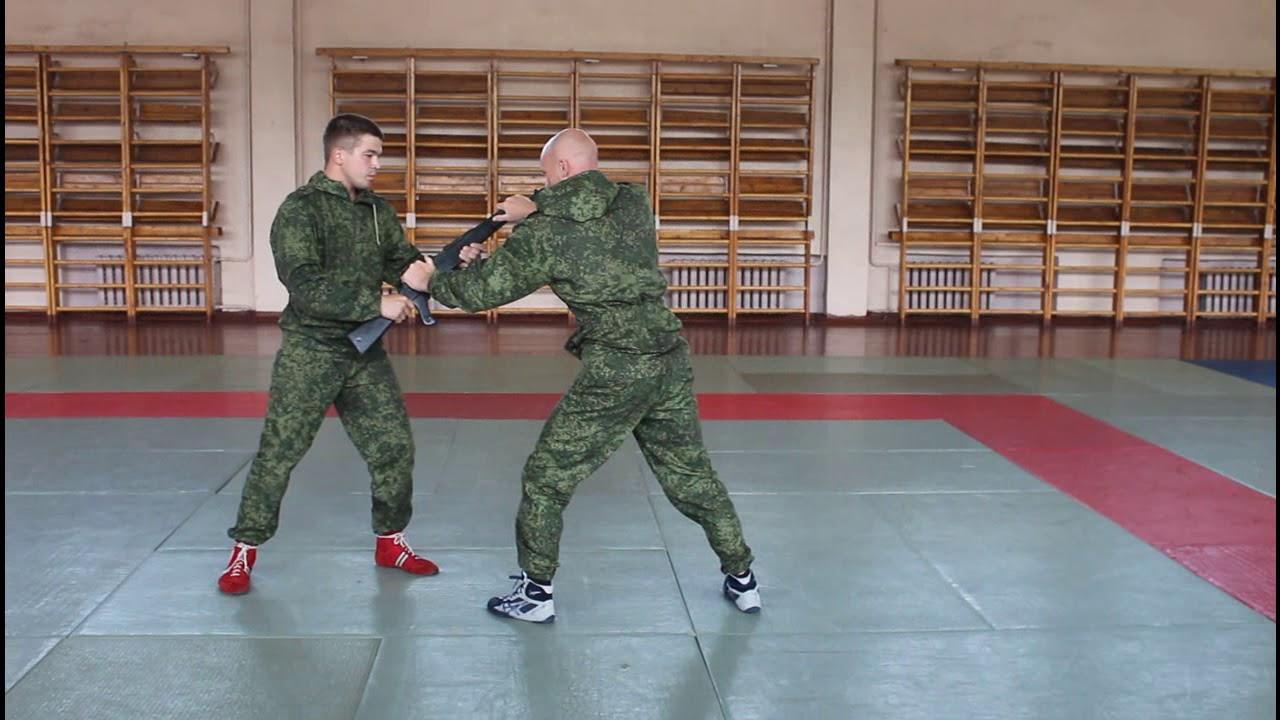 Армейский рукопашный бой: история, приемы и тайные поединки военных