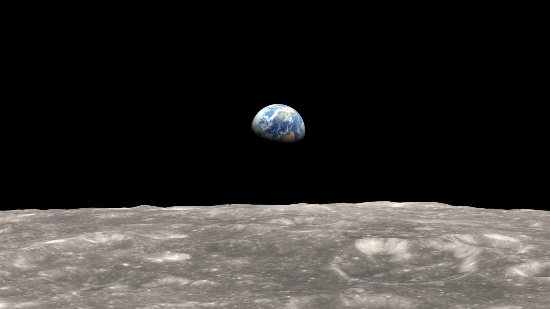Katherine Johnson Lunar Landing Mission