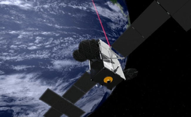 Gms Laser Comm The Next Generation Of Space Communications