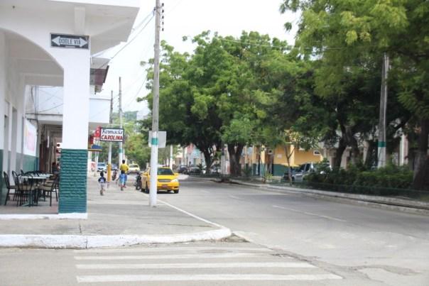 Spitsuur in het rustige Bahia