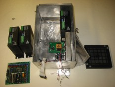 (1) Custom control box