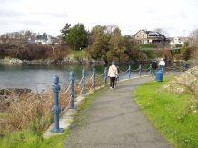 Songhees Walkway 2, Victoria, Vancouver Island, BC, Pacific Northwest