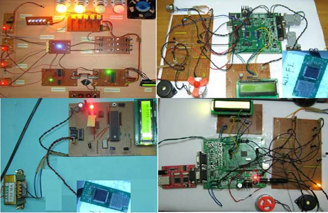 Electronics Engineering Mini Projects On Temperature Monitoring System