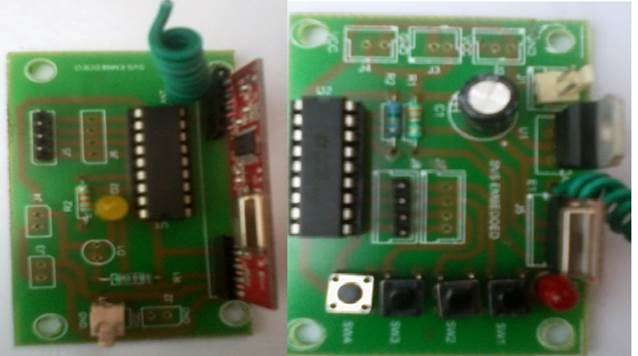 Audio Receiver 433 Mhz Rf Module Using Circuit Diagram Nonstop Free In