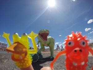 AZ trip Dinosaur Attach