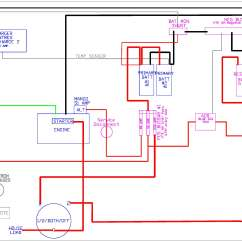 Housing Wiring Diagram Chloride Ion Electrical System Diagrams Free Engine Image