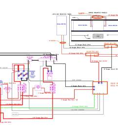 electrical system c36 wiring diagram  [ 3400 x 2200 Pixel ]