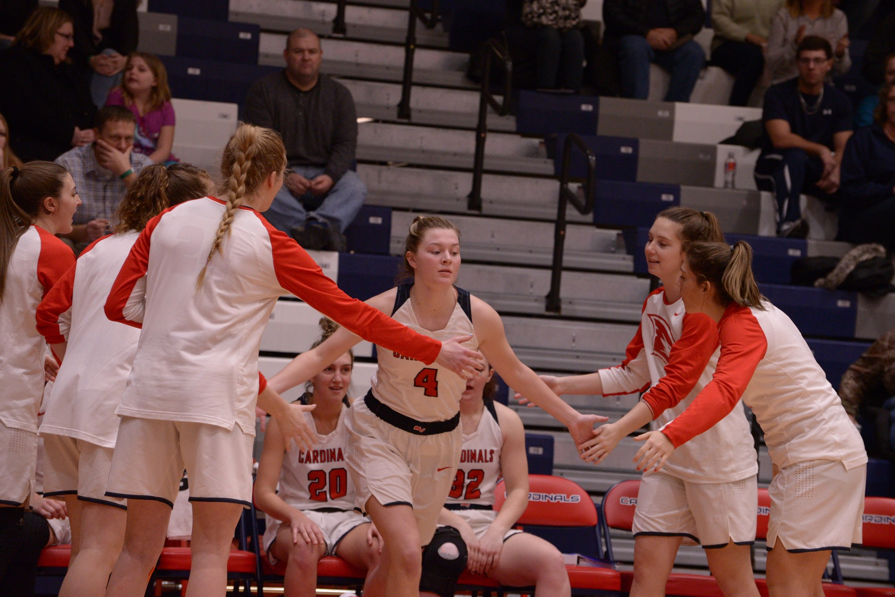Women's Basketball vs Northern Michigan - Dec. 1. 2018 - Saginaw Valley State