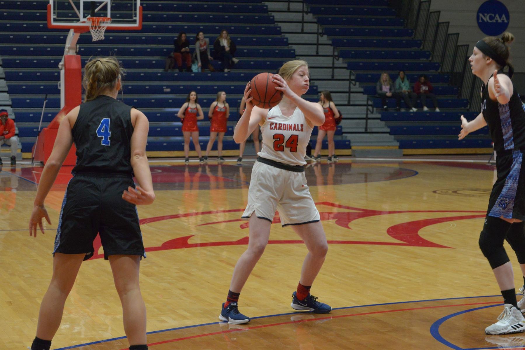 Women's Basketball vs Grand Valley - Jan. 18. 2020 - Saginaw Valley State
