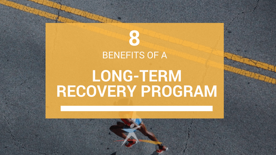long term drug rehab program