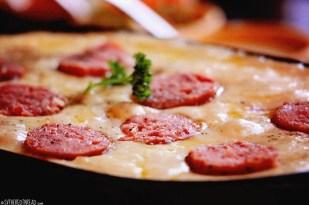 #Casa Escobar_Salami + cheese