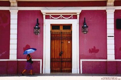 #Granada_Purple wall