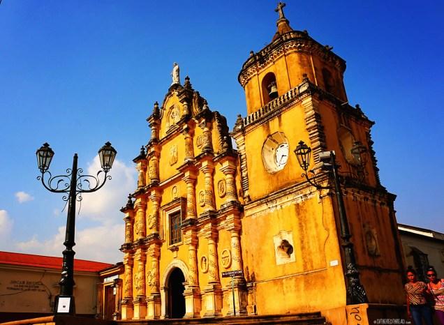 #Leon_Iglesia la Recoleccion2