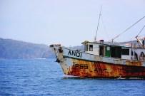 #Bahia Ballena to Puntarenas, CR_Fishin' trawler
