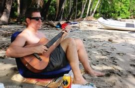 #Ballena beach_Sandy tunes