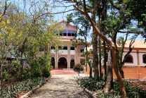 #Isla San Lucas_Prison facade