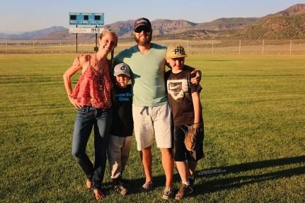 #Utah_Tball in Parowan