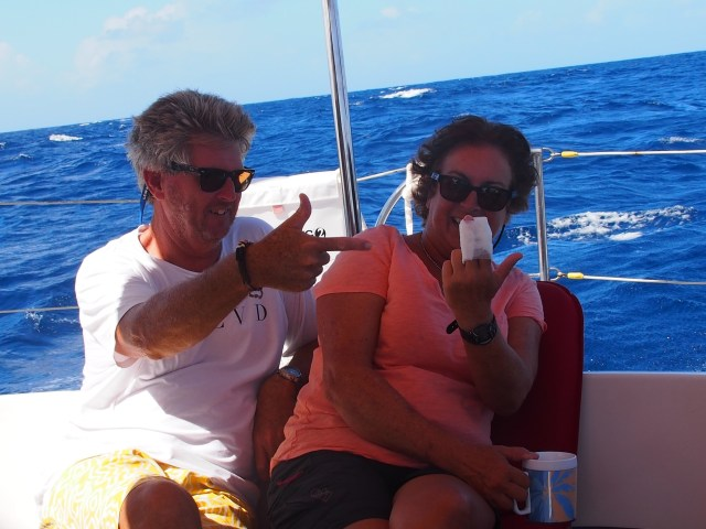 Hmm...what not to do when sailing