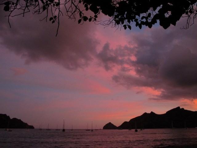 Goodbye Nuku Hiva and the Marquesas