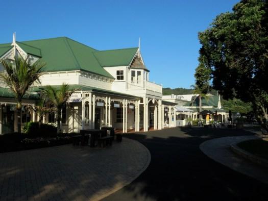 Waterfront cafes, Whangarei