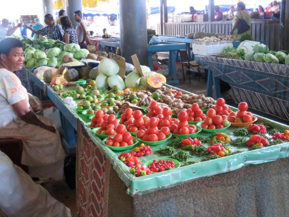 Fruit & Vegetable market, Nadi