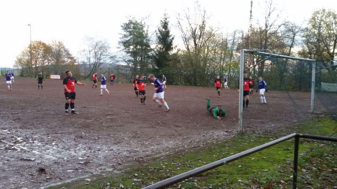 17. Spieltag: SG Haschbach-Schellweiler gegen SV Ulmet 2 : 7 (0 : 3)