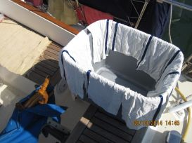cleaning boat 22