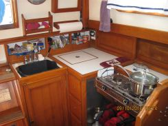 Galley (Port Side)