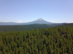 Mt McLoughlin, OR - Credits to Justin Norcross (Drone)