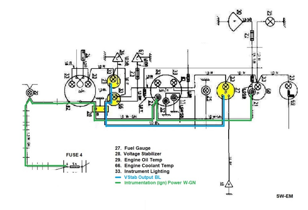 medium resolution of 1965 volvo 122 s wiring diagram