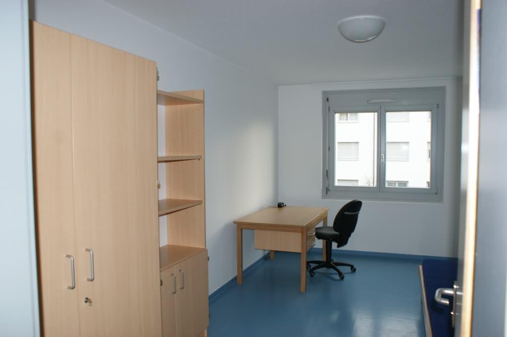 Studierendenwerk Karlsruhe :: Wohnen :: Wohnheime in Karlsruhe :: Nancystraße 24