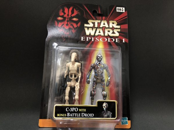 バトル・ドロイド&C-3PO