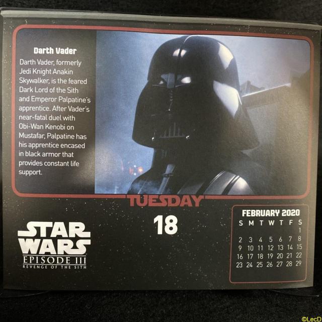 Calendar 2020-02-18