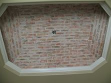 Custom Brick Work southwest stucco