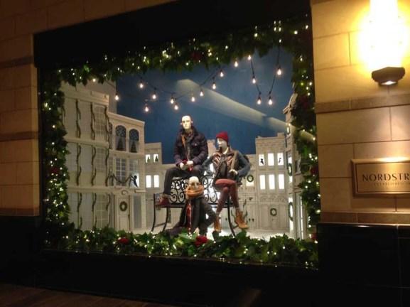 nordstrom christmas 2013 store window - Nordstrom Christmas