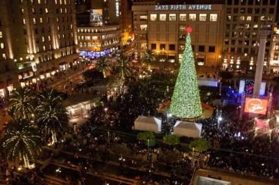 macy SF tree lighting 2013 (4)