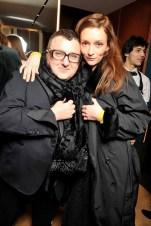 Alber Elbaz & Audrey Marnay