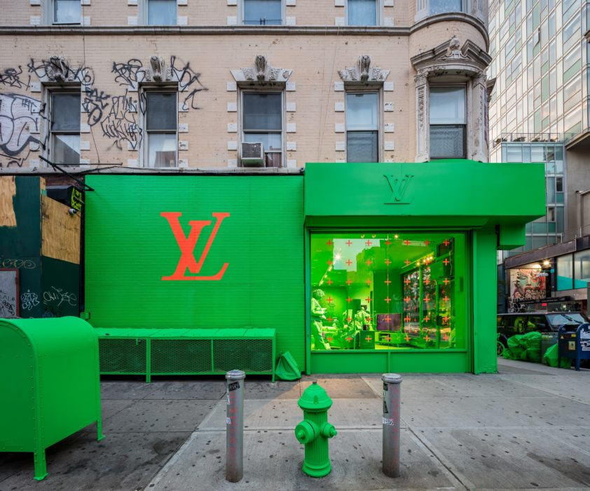 Louis Vuitton Opens NY Residence for FW19 Menswear