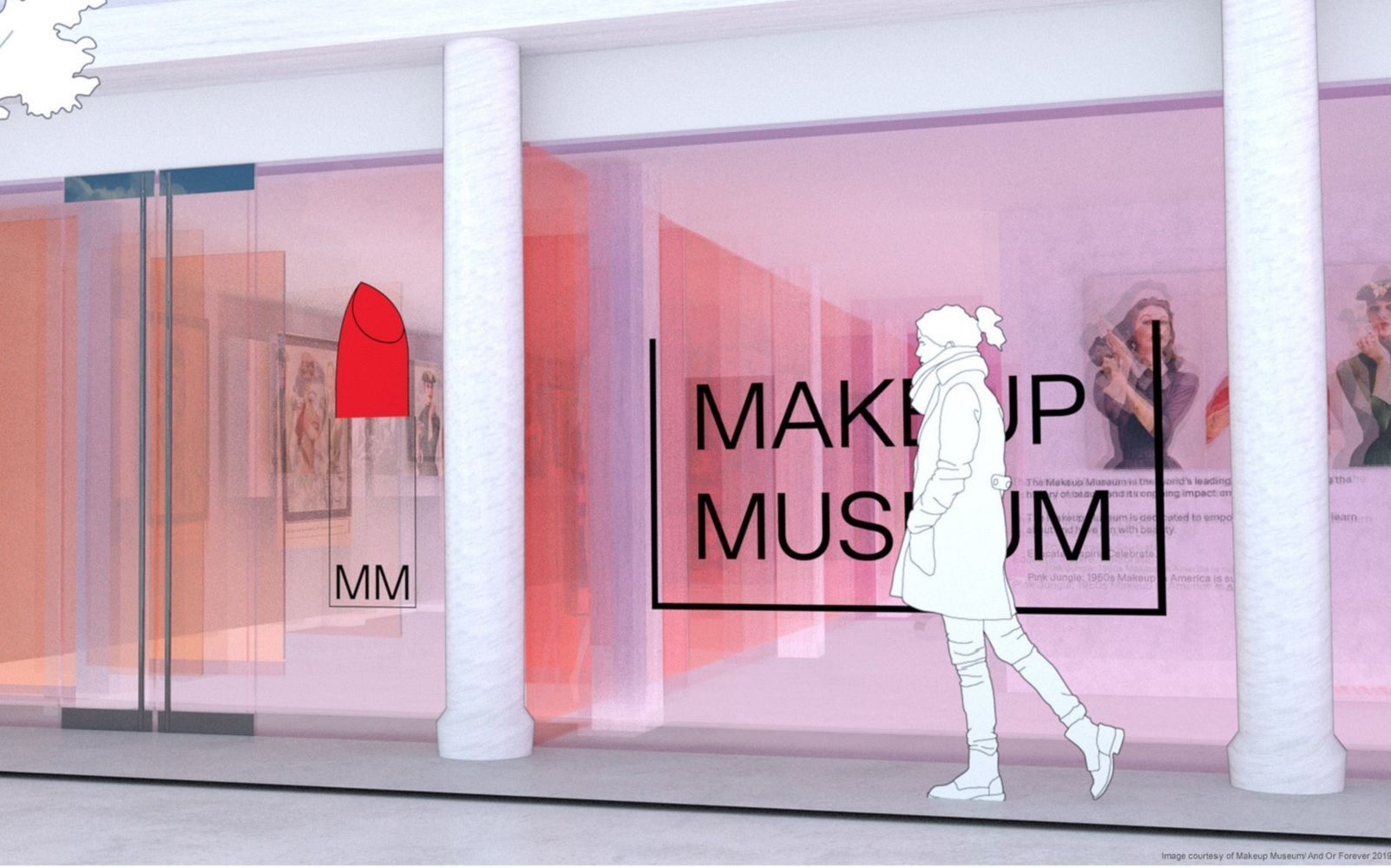 The world's First Makeup Museum Is Opening in New York