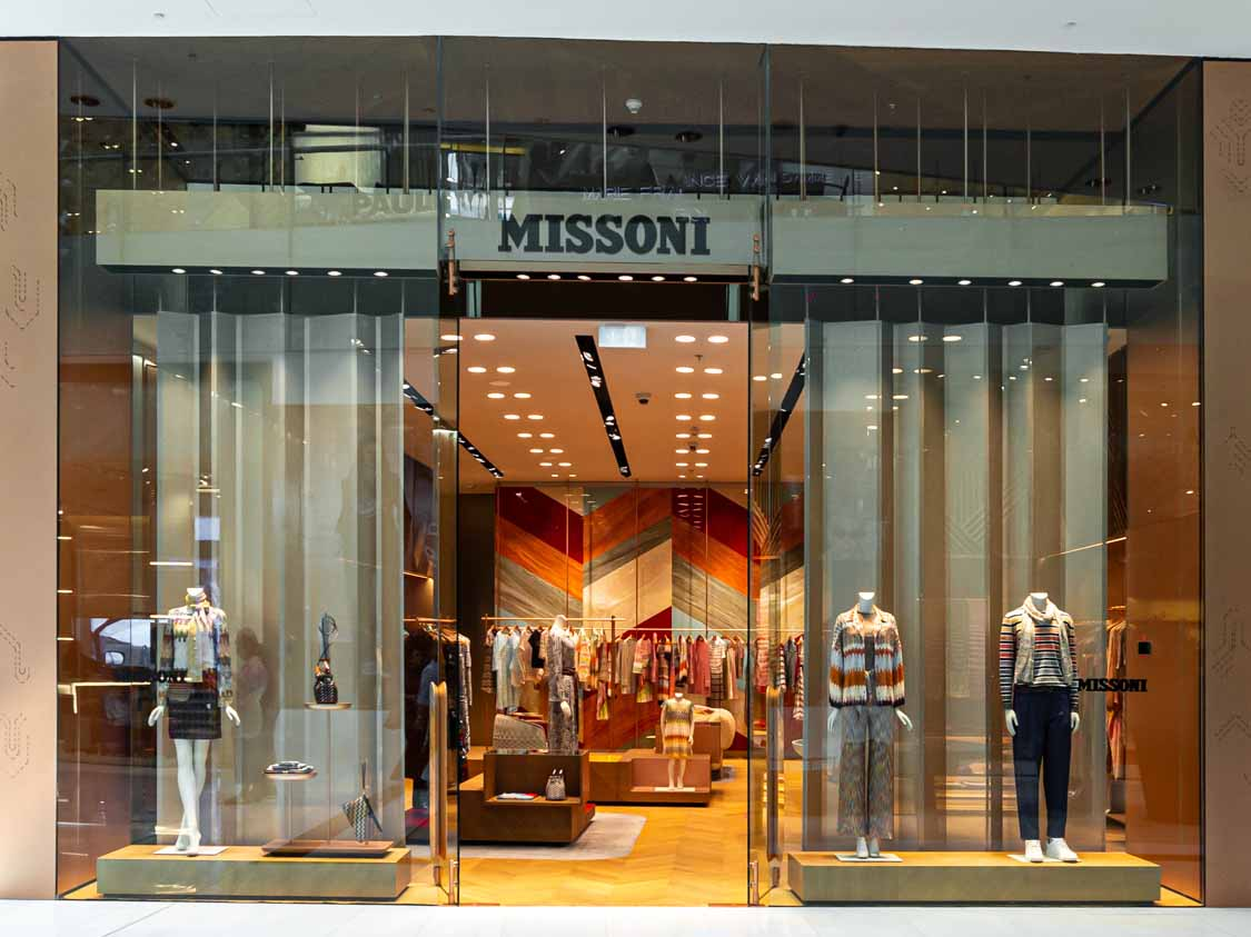 Missoni Opens Second Boutique in Dubai