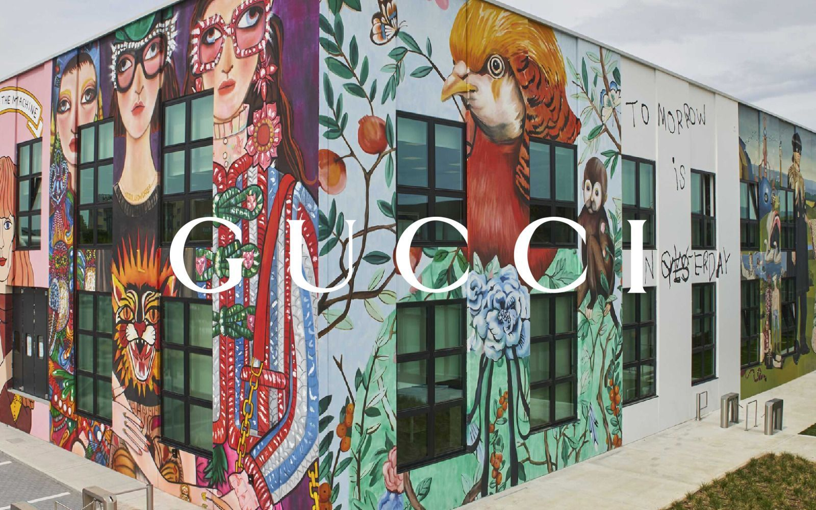 Gucci ArtLab Reopens