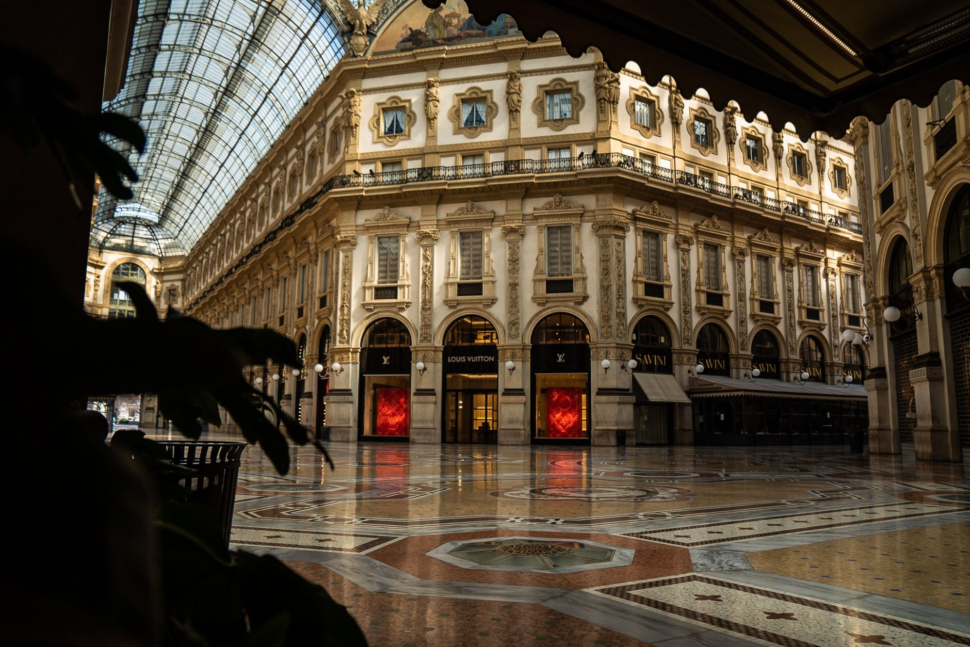 25% of Stores In Milan Are At Risk Of Closure