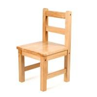 Tidlo klassischer Kinderstuhl, Holz