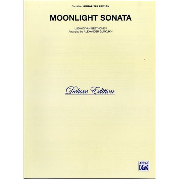 Ludwig Van Beethoven Moonlight Sonata For Classical