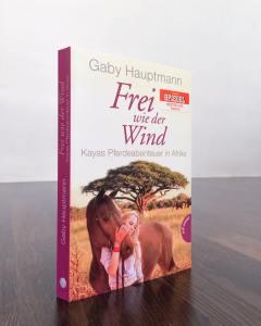 Frei wie der Wind, Gaby Hauptman