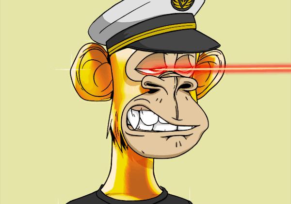 Bored Ape Yacht Club Token 3749