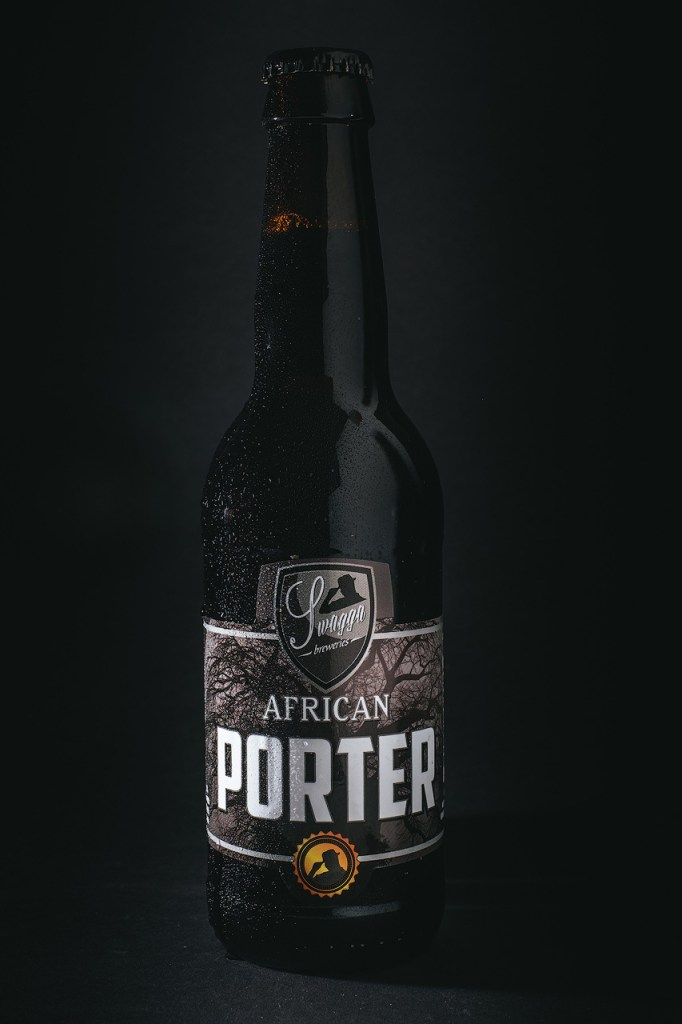 Swagga Breweries_Craft Beer_African Porter