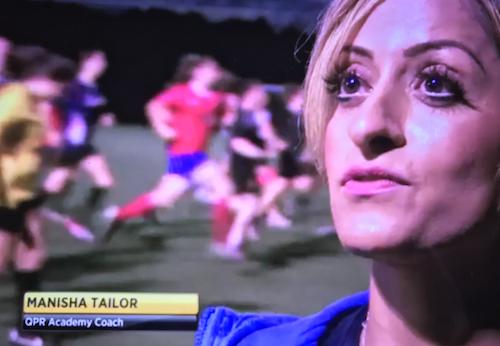 Manisha Tailor BBC Sport Football