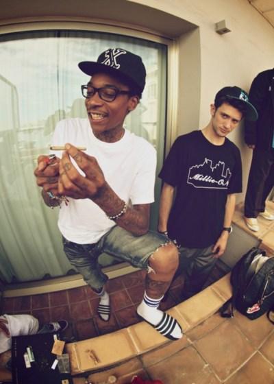 Wiz Khalifa - Morocco x Mary 3x   SWGRUS