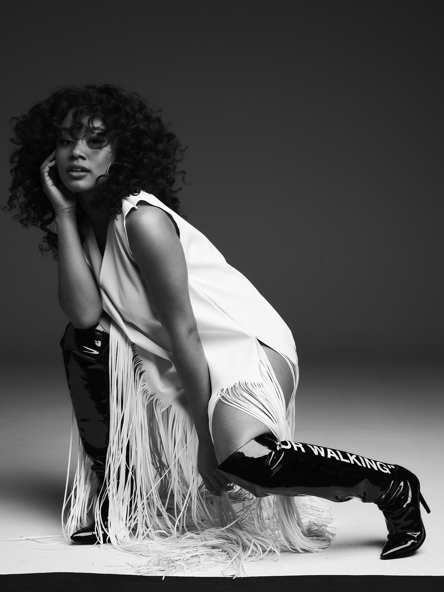 Black-ish Star Katlyn Nichol Drops New Single Liar   SWGRUS